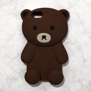 Bear iPhone Case 🐻